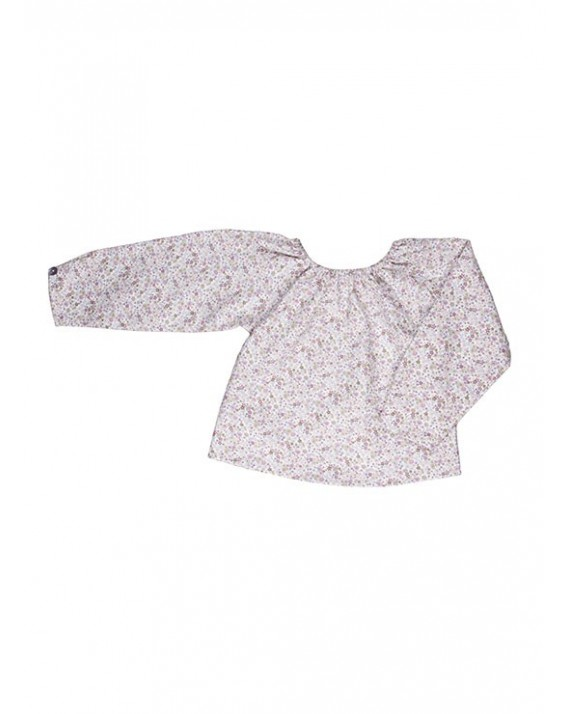 Blouse Coralie Marronnier