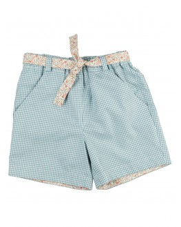 Short Alexia Orange Verte