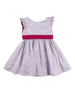 Scarlett Dress - Raspberry
