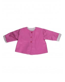Veste Agathine Rose