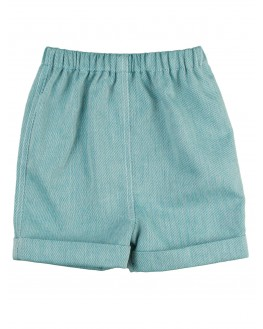 Short Ernest Orange Verte