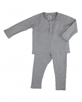 Aurel Pyjamas - Grey
