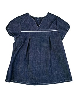 Robe Laurette Sweet denim