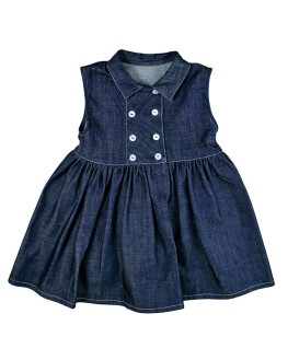 Robe Séraphine Sweet Denim